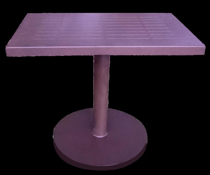 Pedestal Table 24x36
