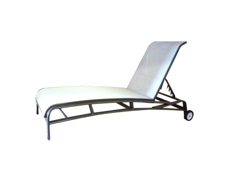 E-150 Sling Chaise Lounge