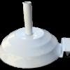 85 lb base with wheels U-85CW