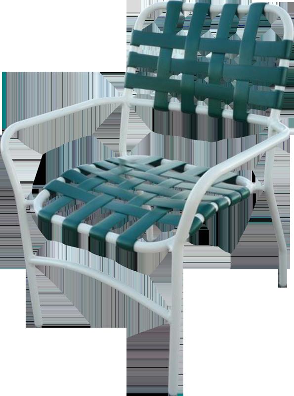A-53C Cross Strap Chair