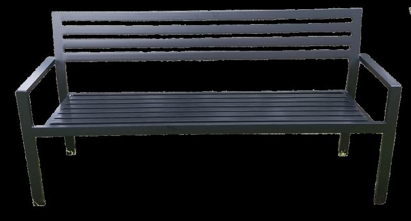 Aluminum Bench BCH-1500
