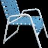 Classic Cross Strap Dining Chair - C-50C