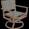 DA-350 Sling Swivel Chair