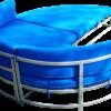 Regal Cushion Quarter Back RQS-100