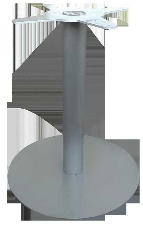 Round Adjustable Pedestal Base 1