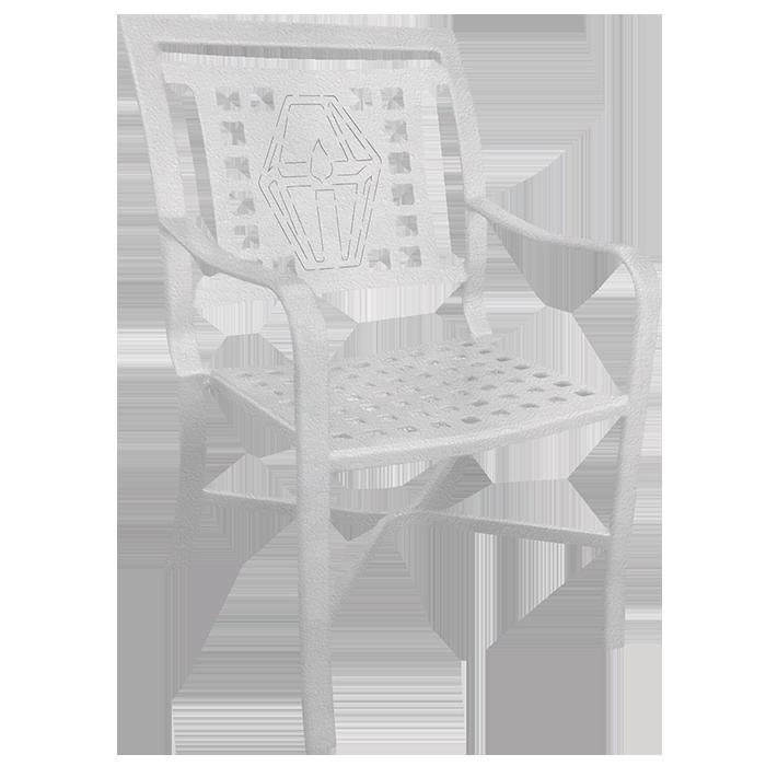 SC-50SL Lantern Pattern Dining Chair