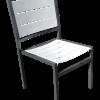 CQ-49 Armless Side Chair